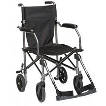 TraveLite Aluminium Transport Chair