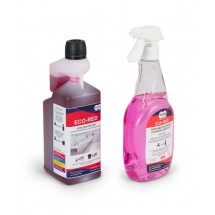 Concentrated Perfumed Washroom Cleaner, Sanitiser & Descaler