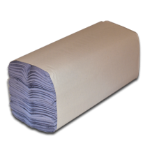 1 Ply Blue Hand Towels