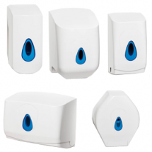 Paper and Soap Dispensers